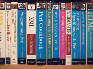 some of the technical documentation I own